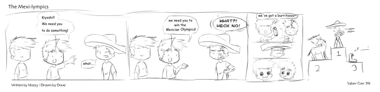 Mexi-lympics
