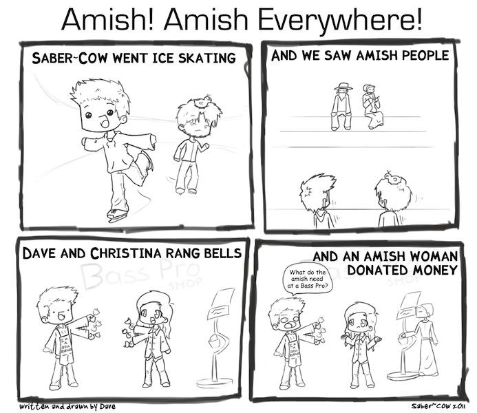 Amish!
